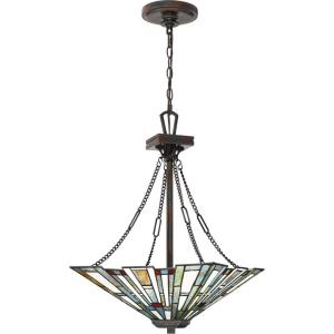 Maybeck - 3 Light Pendant