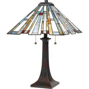 Maybeck - Two Light Table Lamp