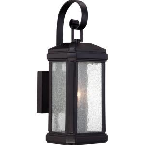 Trumbull - 1 Light Outdoor Wall Mount - 14.5 Inches high