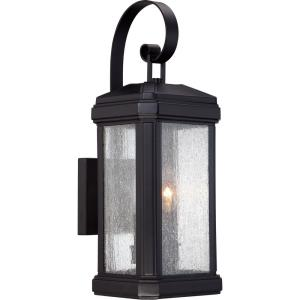 Trumbull - 2 Light Outdoor Wall Mount - 18.5 Inches high