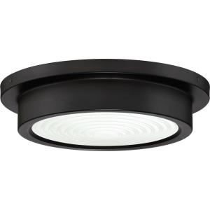 Terminal - 12 Inch 17W 1 LED Flush Mount