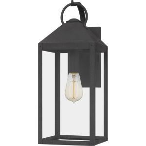 Thorpe - 1 Light Large Outdoor Wall Lantern