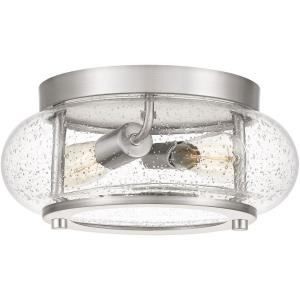 Trilogy - Two Light Flush Mount