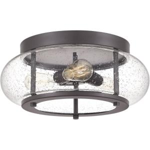 Trilogy - 3 Light Flush Mount