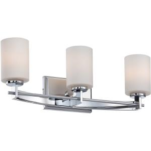 Taylor 3 Light Transitional Bath Vanity - 7.5 Inches high