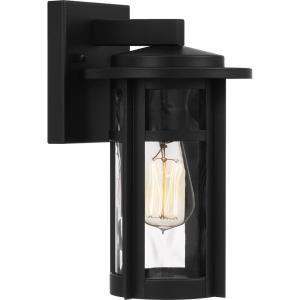 Uma - 1 Light Medium Outdoor Wall Lantern - 11.25 Inches high