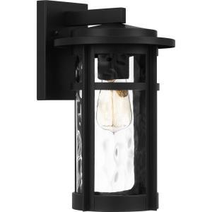 Uma - 1 Light Large Outdoor Wall Lantern - 14 Inches high