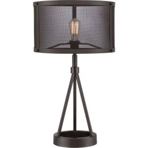Union Station - One Light Table Lamp
