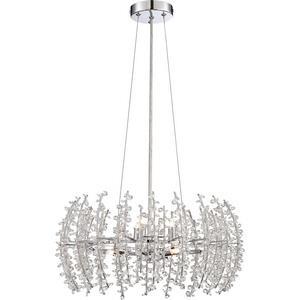 Valla - Six Light Pendant