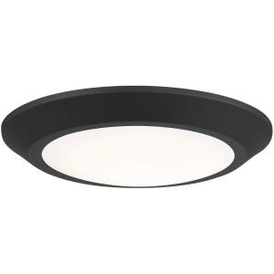 Verge - 15W 1 LED Flush Mount - 1.25 Inches high