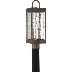 Ward - 2 Light Outdoor Post Lantern - 20.75 Inches high
