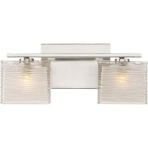 Westcap 2 Light Transitional Bath Vanity - 6.75 Inches high