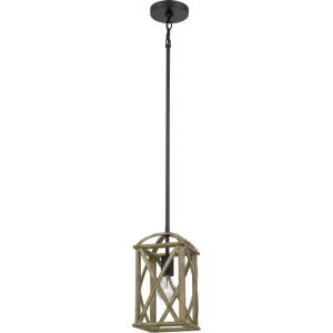 Woodhaven - 1 Light Mini Pendant