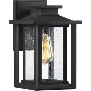 Wakefield - 11 Inch 1 Light Outdoor Wall Lantern