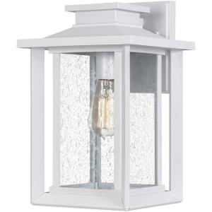 Wakefield - 1 Light Medium Outdoor Wall Lantern in Transitional style - 8.75 Inches wide by 14 Inches high