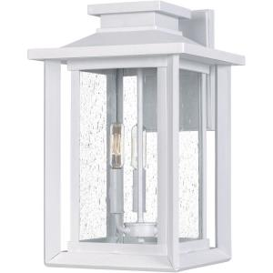 Wakefield - 3 Light Large Outdoor Wall Lantern in Transitional style - 10.75 Inches wide by 17 Inches high