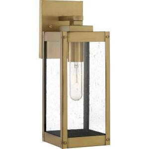 Westover 14.25 Inch Outdoor Wall Lantern Transitional