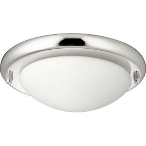 Accessory - 10 Inch 9W 1 LED Dome Ceiling Fan Light Kit