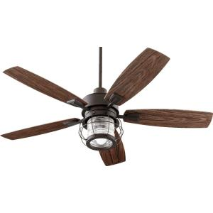 Galveston - Patio Fan in Traditional style - 52 inches wide by 18.46 inches high