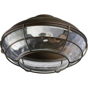 Hudson - 1 Light Patio Light Kit in Transitional style - 12.75 inches wide by 7 inches high
