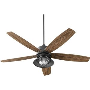 "Portico - 60"" Patio Ceiling Fan with Light Kit"