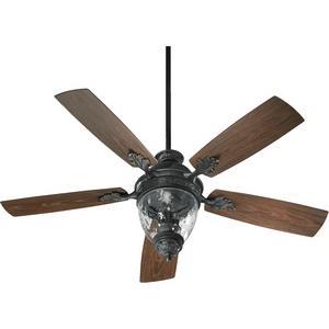 "Georgia - 52"" Patio Fan with Light Kit"
