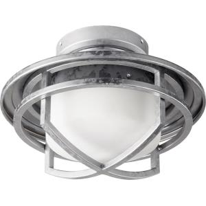 Windmill - 11 Inch 18W 1 LED Cage Ceiling Fan Light Kit
