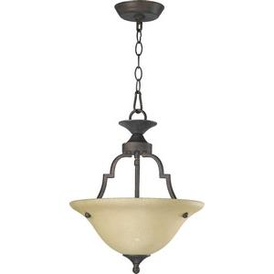 Coventry - Two Light Convertible Pendant