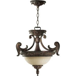 Madeleine - Two Light Dual Mount Pendant