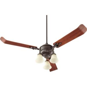 Brewster - 3 Light Fan Kit in Transitional style - 12.75 inches wide by 3 inches high