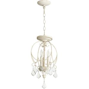 Ariel - Three Light Dual Mount Pendant