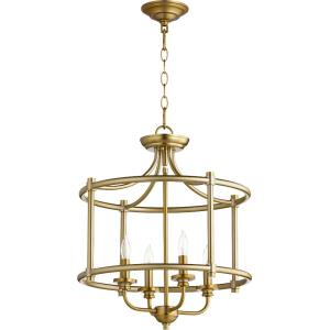 Rossington - Four Light Dual Mount Pendant