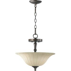 Randolph - Two Light Dual Mount Pendant
