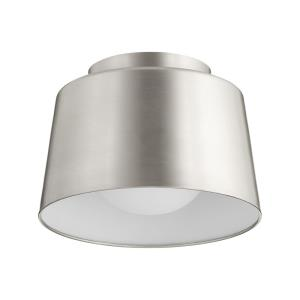 Trapeze - 1 Light Flush Mount in  style - 10.5 inches wide by 7.5 inches high