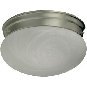 1 Light Mushroom Flush Mount in style - 7 inches wide by 4.5 inches high