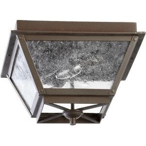 Emile - Two Light Flush Mount