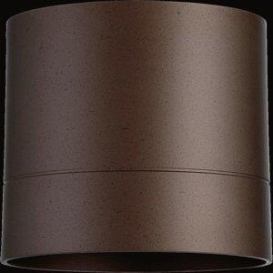 Cylinder - 7 Inch One Light Flush Mount