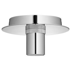 Modern Keyless - One Light Flush Mount