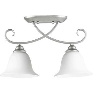 Celesta - Two Light Flush Mount