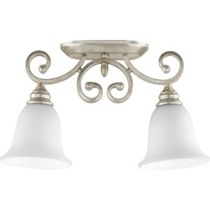 Bryant - Two Light Semi-Flush Mount