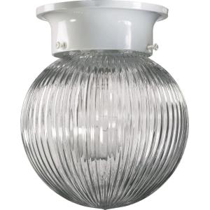 Lancaster - 1 Light Pendant in  style - 6 inches wide by 7.5 inches high