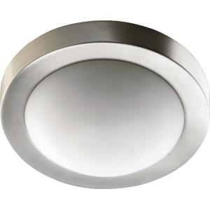 Contempo - 13 Inch Two Light Flush Mount