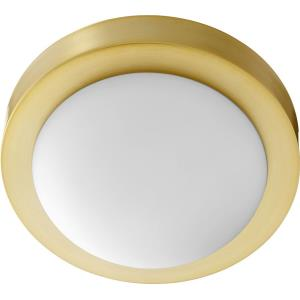 Contempo - 9.25 Inch One Light Flush Mount