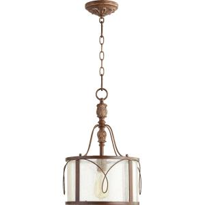 Salento - 1 Light Pendant in Transitional style - 11.5 inches wide by 18 inches high
