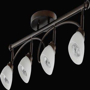Brooks - Four Light Flush Mount