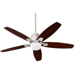 Metro - 52 Inch Ceiling Fan with Light Kit