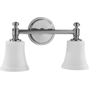 Rossington - Two Light Bath Vanity
