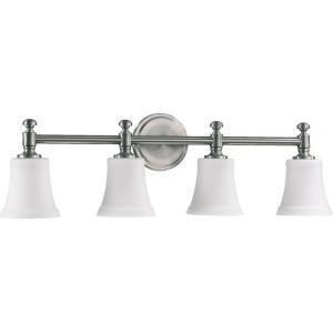 Rossington - Four Light Bath Vanity