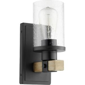 Alpine - 1 Light Wall Mount in Soft Contemporary style - 4.5 inches wide by 10 inches high