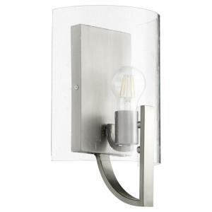 Dakota - 1 Light Wall Sconce in Soft Contemporary style - 8.25 inches wide by 13 inches high